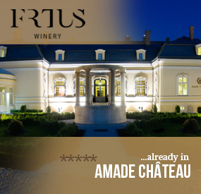 FRTUS WINERY already in AMADE CHATEAU*****