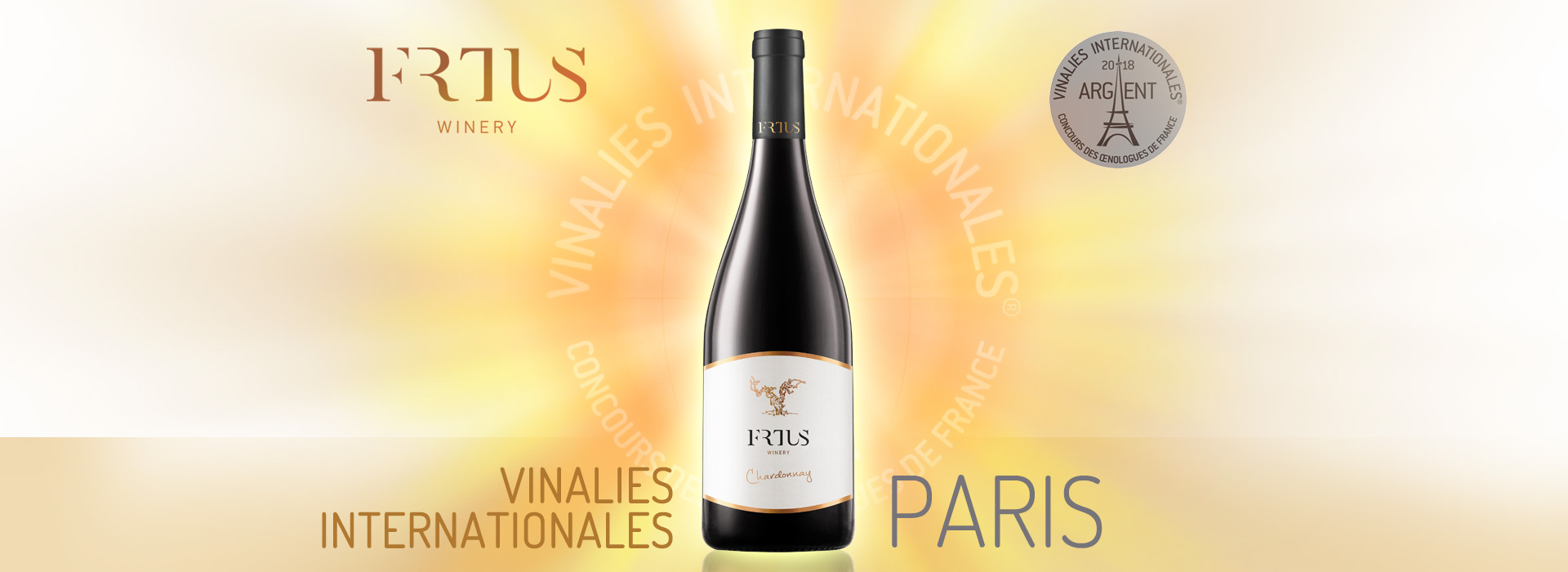 Chardonnay - Vinalies internationales Paris 2018