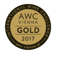 Gold medal AWC VIENNA 2017