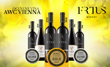 FRTUS WINERY AT THE AWC VIENNA 2017