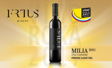 wine of the year 2017 in the category natural sweet wine.